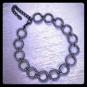 Crystal Chocker necklace from Zara